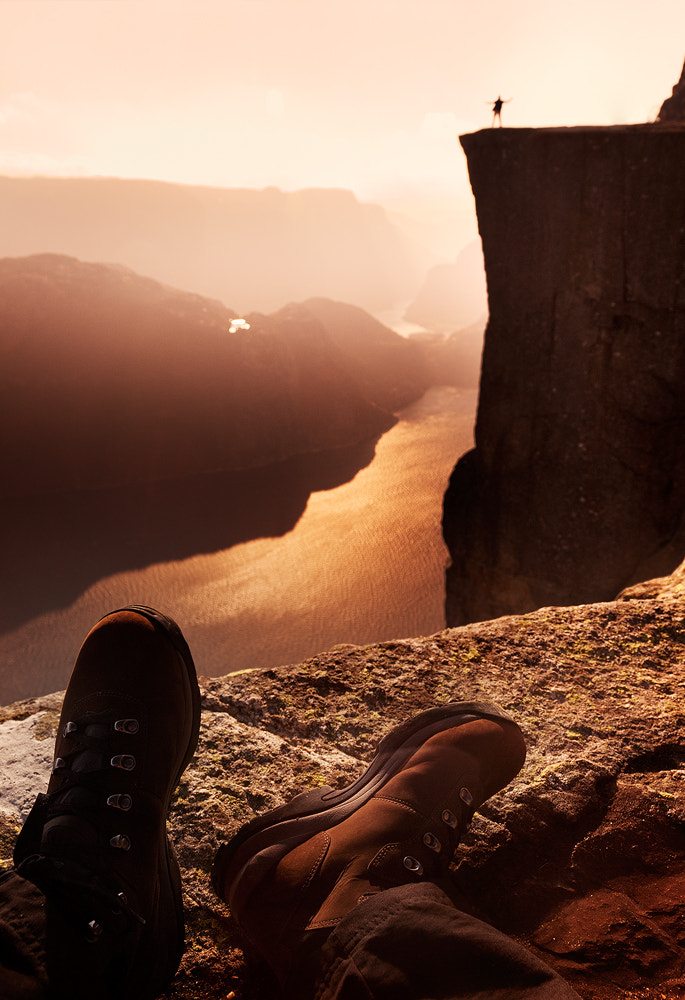 Photograph A Hikers Dream by Jon Reid on 500px