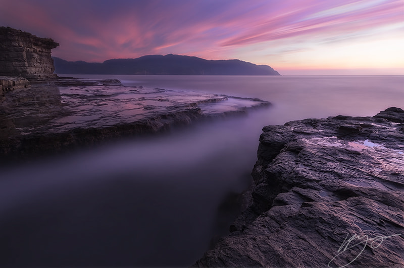 Fine Art Landscape Photography, The Opening by Nature and Landscape Photographer Hillary Younger