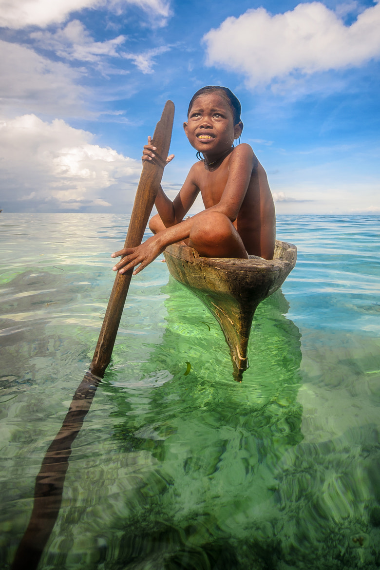 Photograph SEA BAJAU by rizalis ismail on 500px