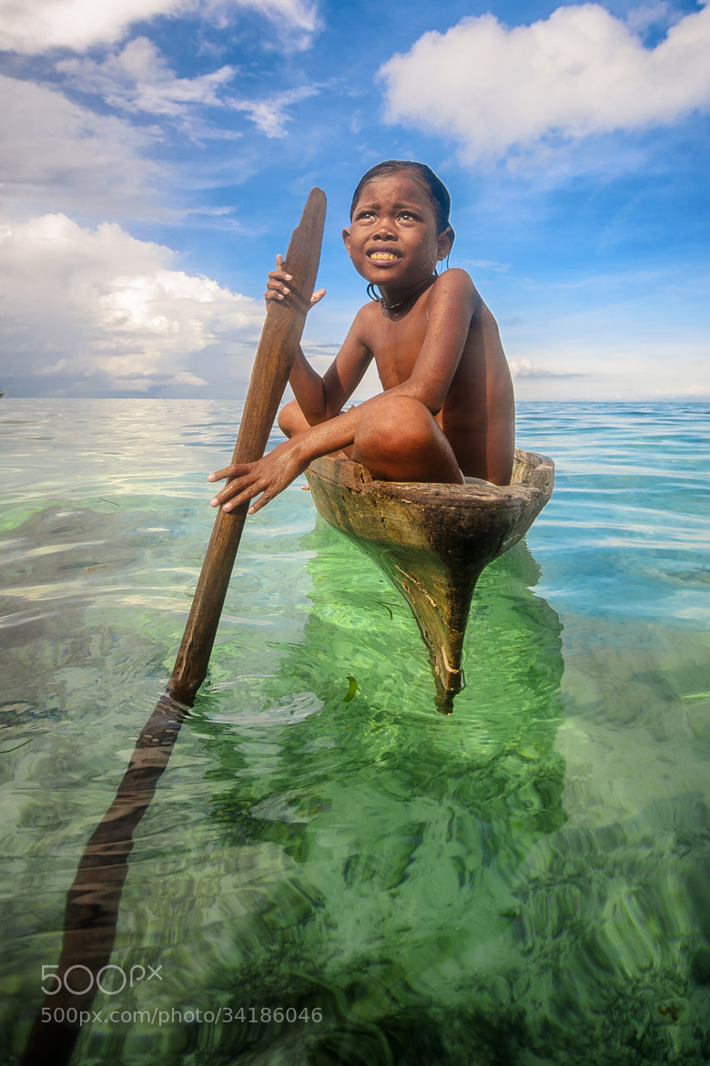 Photograph SEA BAJAU by mohd rizal ismail on 500px