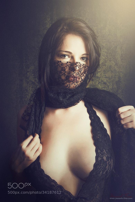Photograph La dame. by yannick faure on 500px