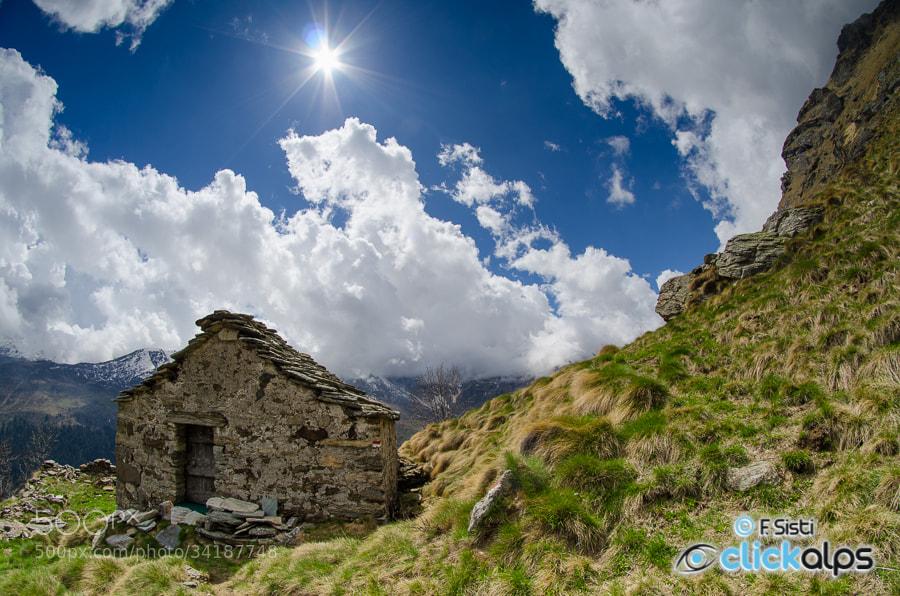 Photograph Alpe Saut (Valchiusella, Canavese, Piemonte) by Francesco Sisti on 500px