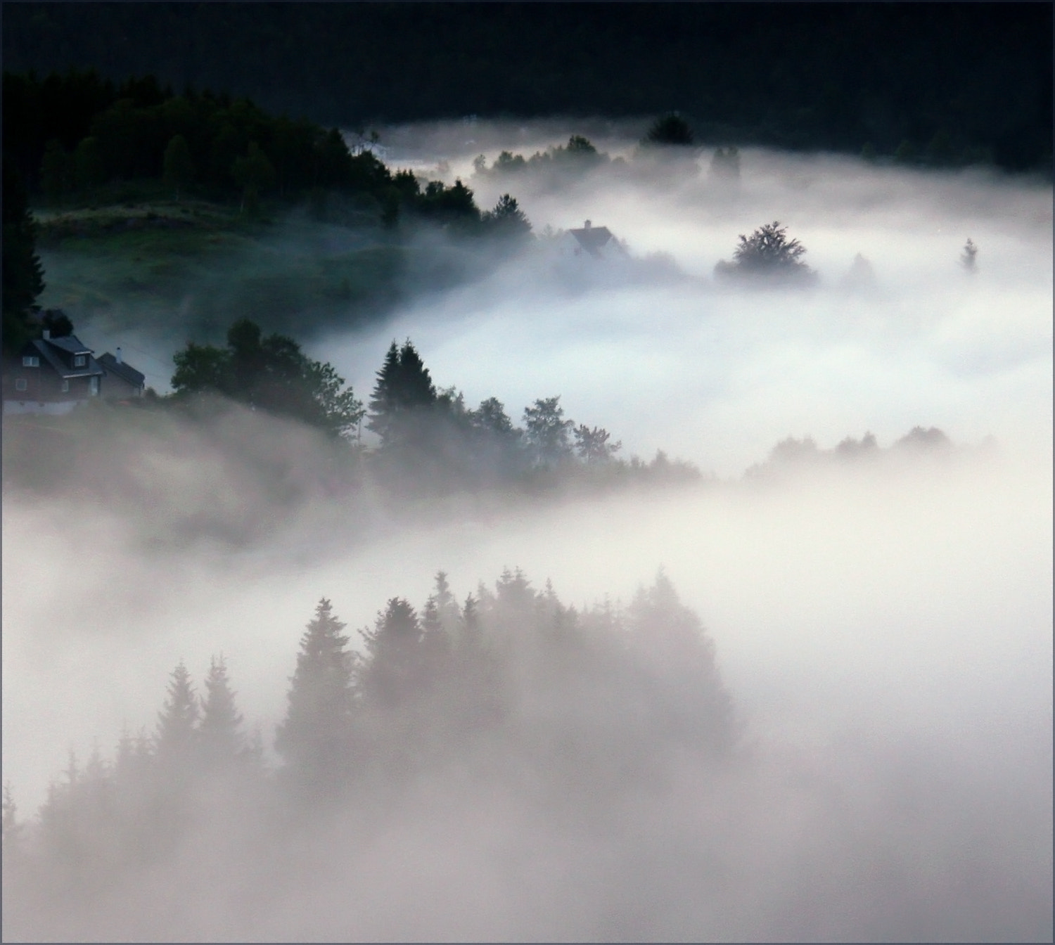 Photograph Quiet Morning by Nic  B. on 500px