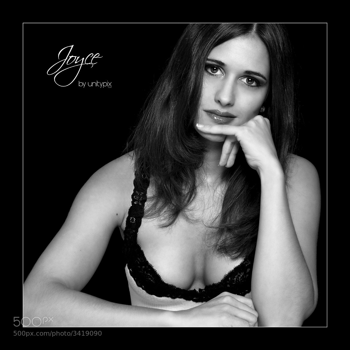 Photograph Joyce by Mischa Firges on 500px