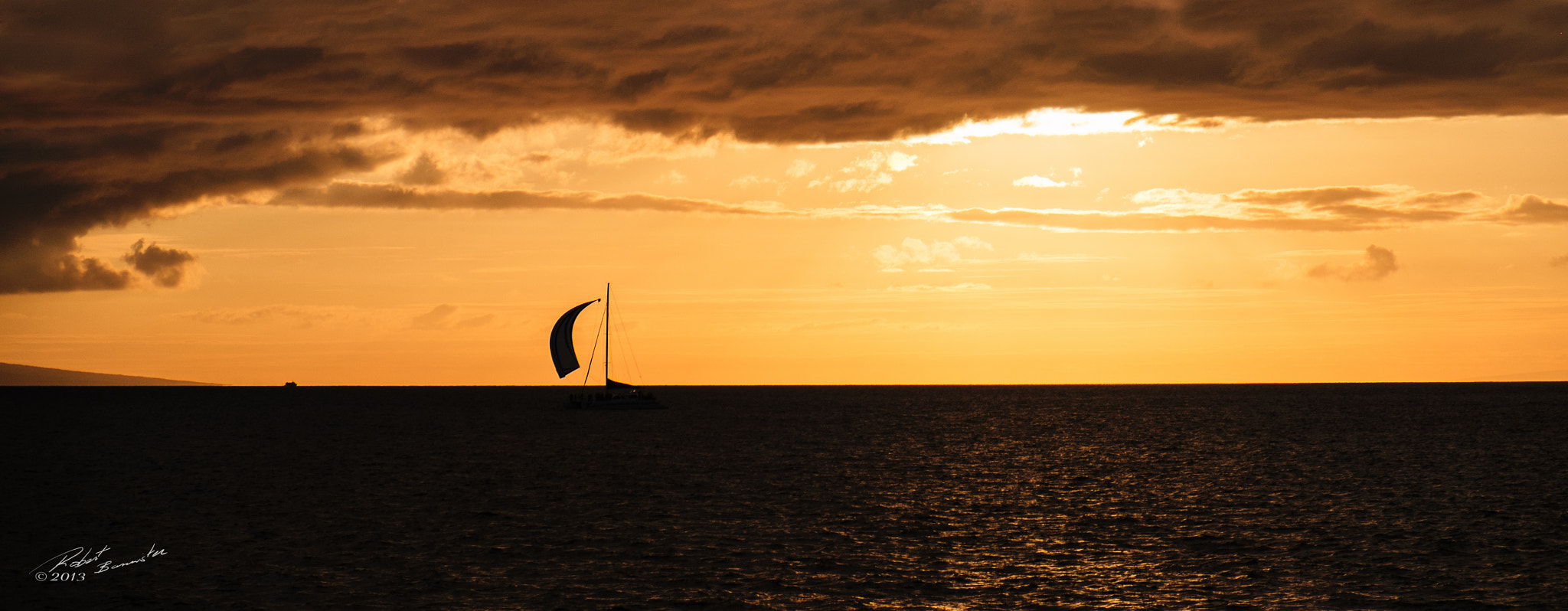 Photograph Sailboat Sunset by Rob Bannister on 500px