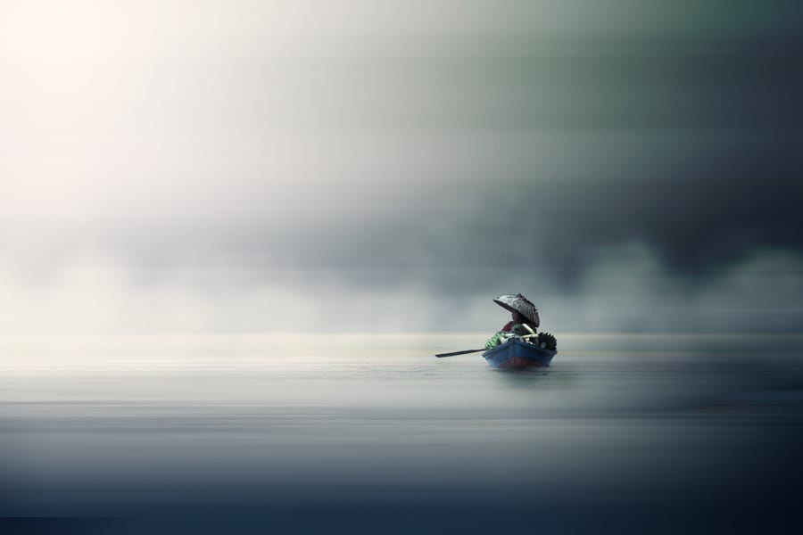 Photograph alone by budi 'ccline' on 500px