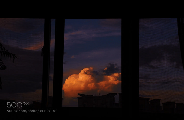 Photograph END CLOUD by cljb Y on 500px
