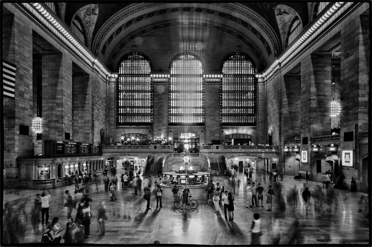 Photograph CENTRAL STATION NYC by Pedro Salvador on 500px
