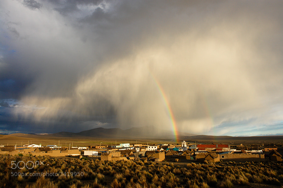Photograph Storm in Altiplano by Ivan Ilarionov on 500px