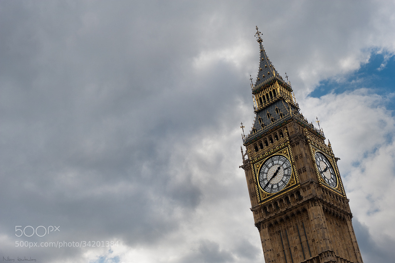 Photograph Big Ben, London by Nikos Koutoulas on 500px