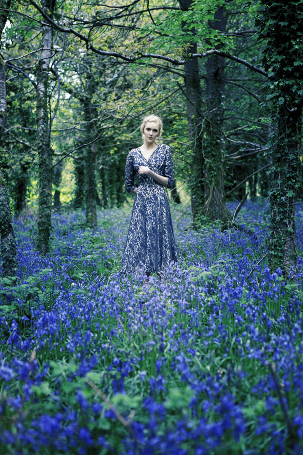 Photograph Blue Belle by Gareth Rhys on 500px