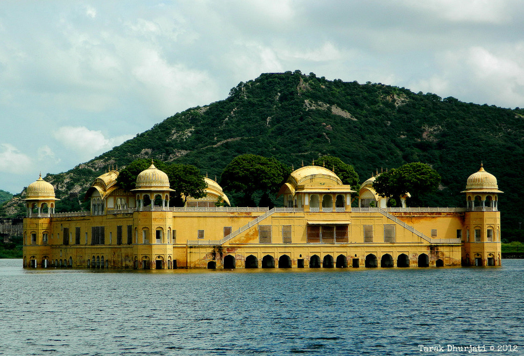Photograph Jal Mahal by SparklingSpinStress Photography on 500px