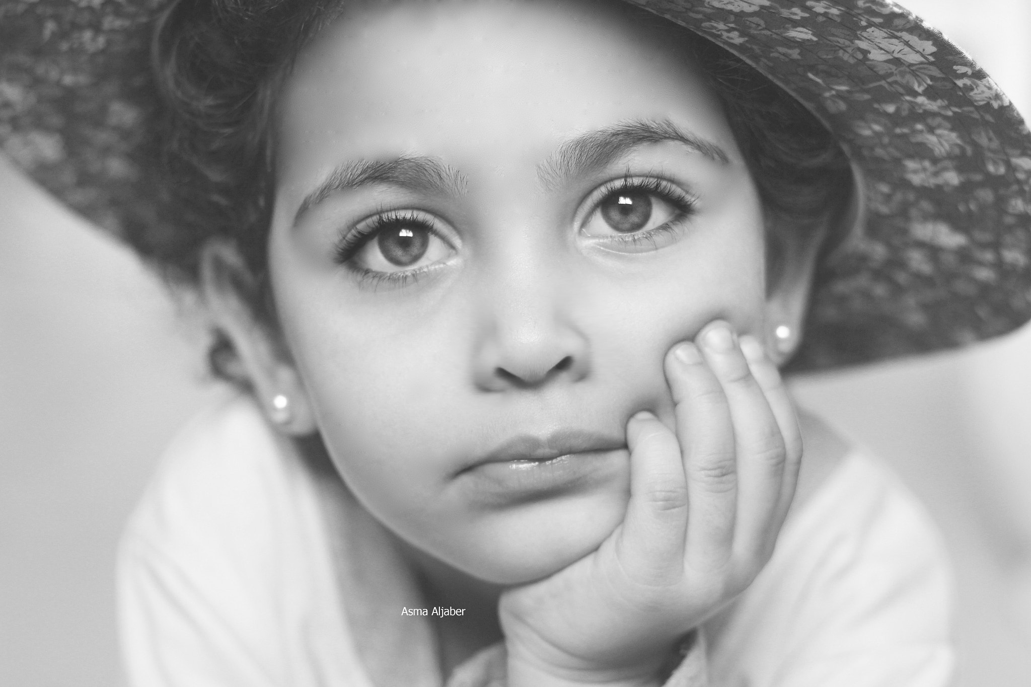 Photograph Portrait for hadeel  by Asma Aljaber on 500px
