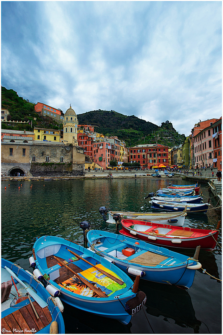 Photograph Vernazza by Marco Novello on 500px
