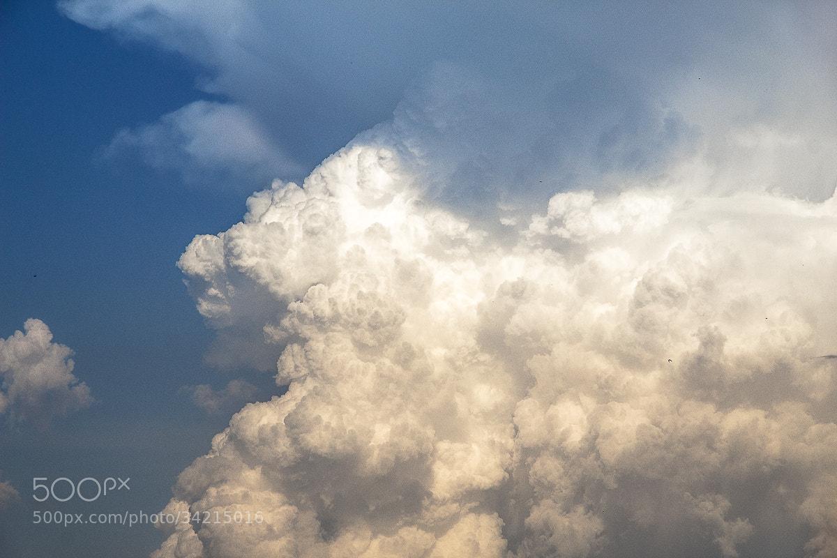 Photograph .great cloud. by Ekaterina Kochetkova on 500px