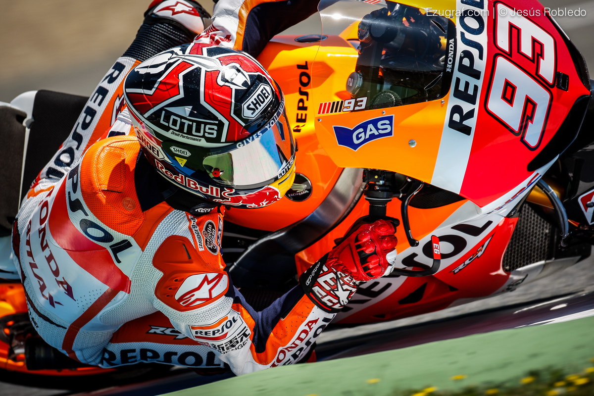 Photograph Marc Marquez #93 by Jesus Robledo on 500px