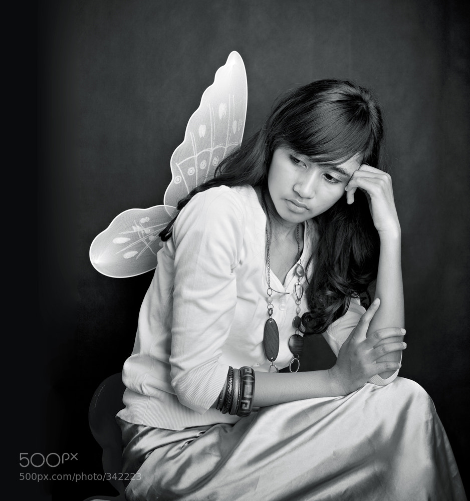 Photograph Losing My Wing by Fitrahadi Yastian on 500px