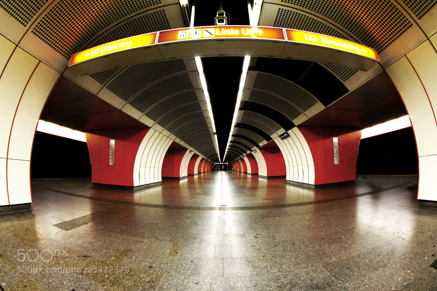Tube by Cool McFlash on 500px.com