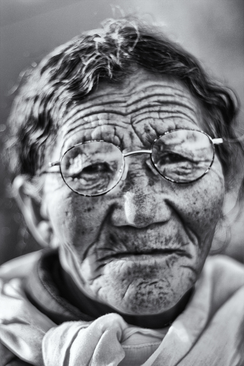 Photograph These wrinkles tell many tales by Rajat Gaur on 500px