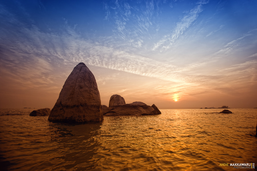 Photograph Batu Belayar  by Andie Makkawaru on 500px