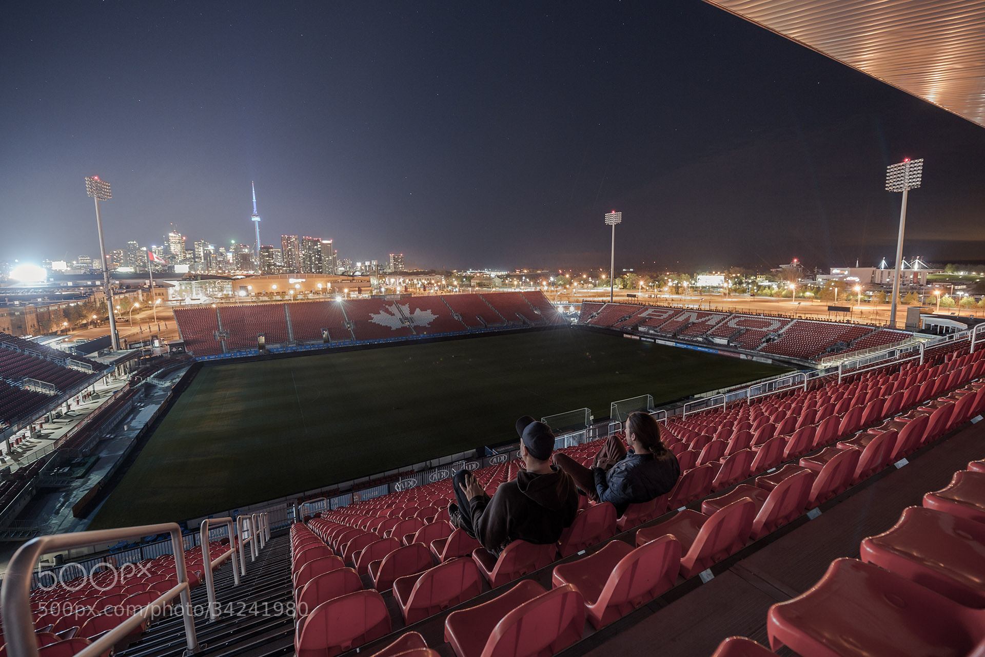 Photograph Spectators by Roof Topper on 500px