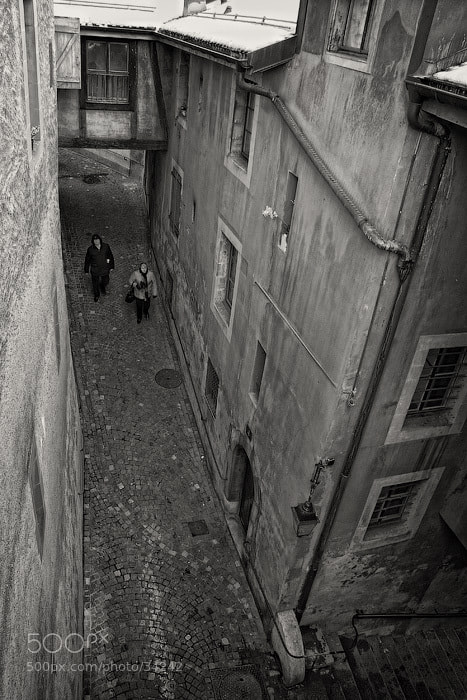 Photograph Visitors of an Old City by Dmitry Shamin on 500px