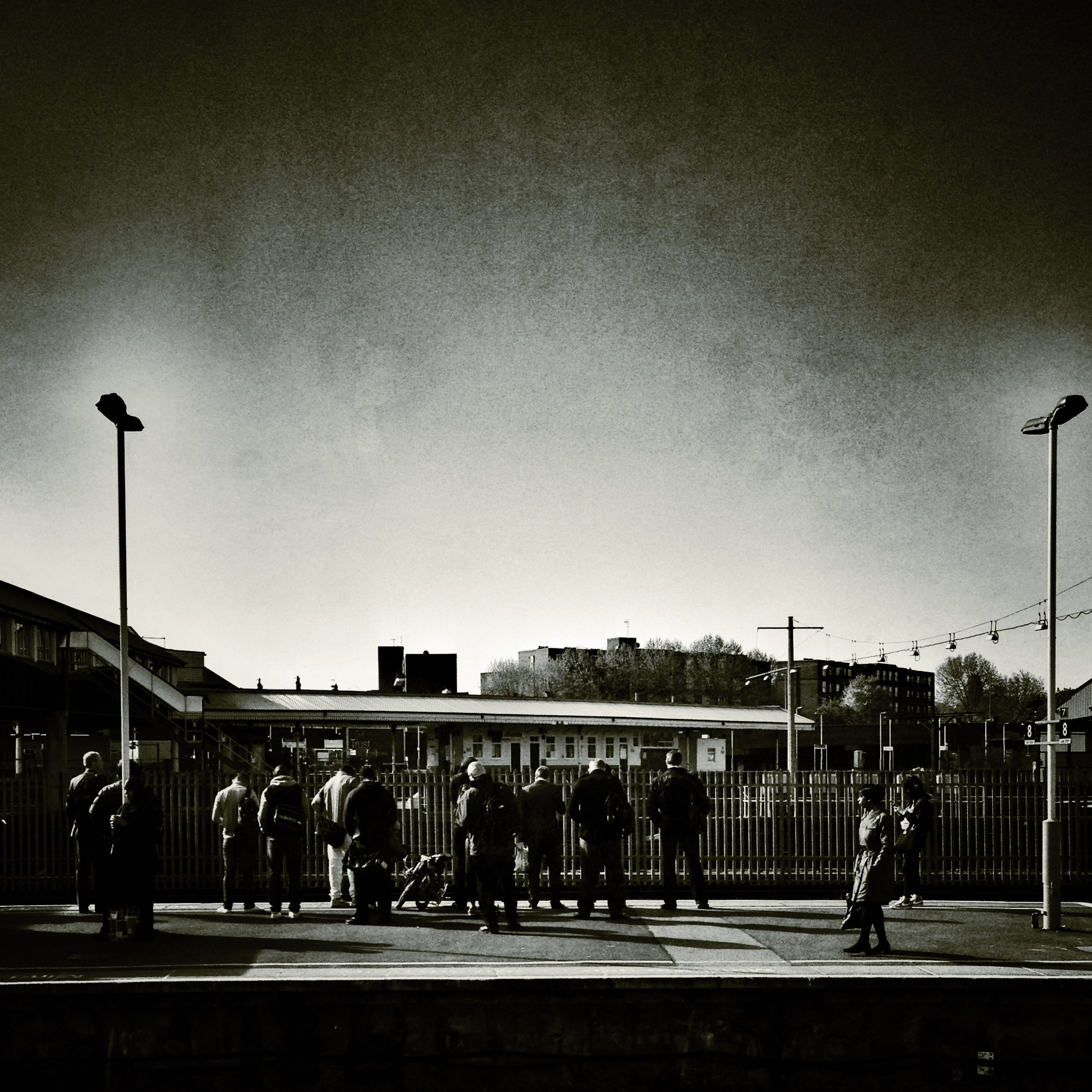 Photograph Early Morning Clapham Junction by Shaun Seymour on 500px