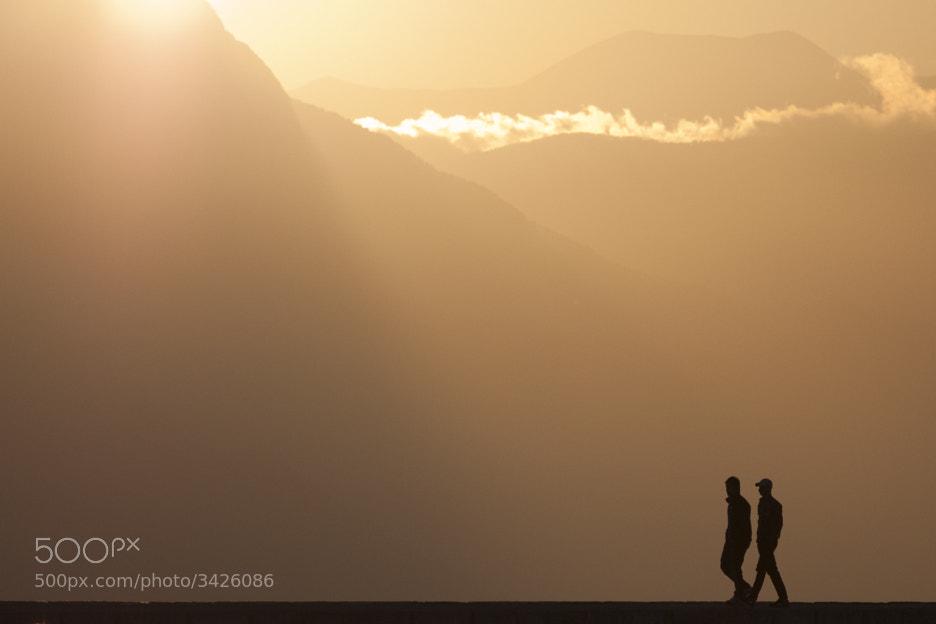 Photograph sunset by Burak Ercümen on 500px