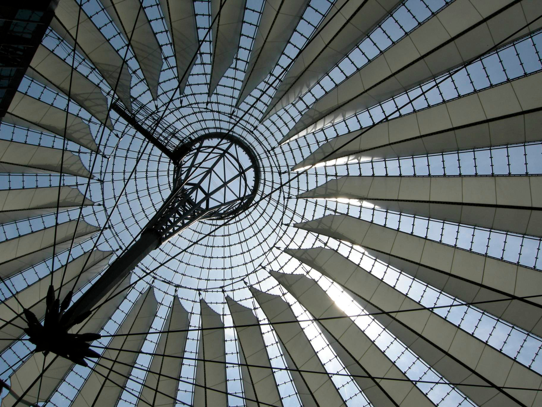 Photograph Sony Center by Guido Merkelbach on 500px