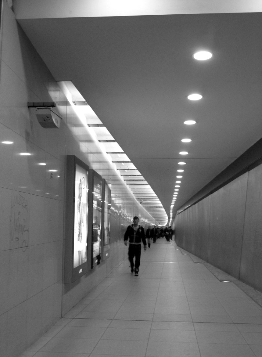 Photograph U-Bahn by Florence Guichard on 500px