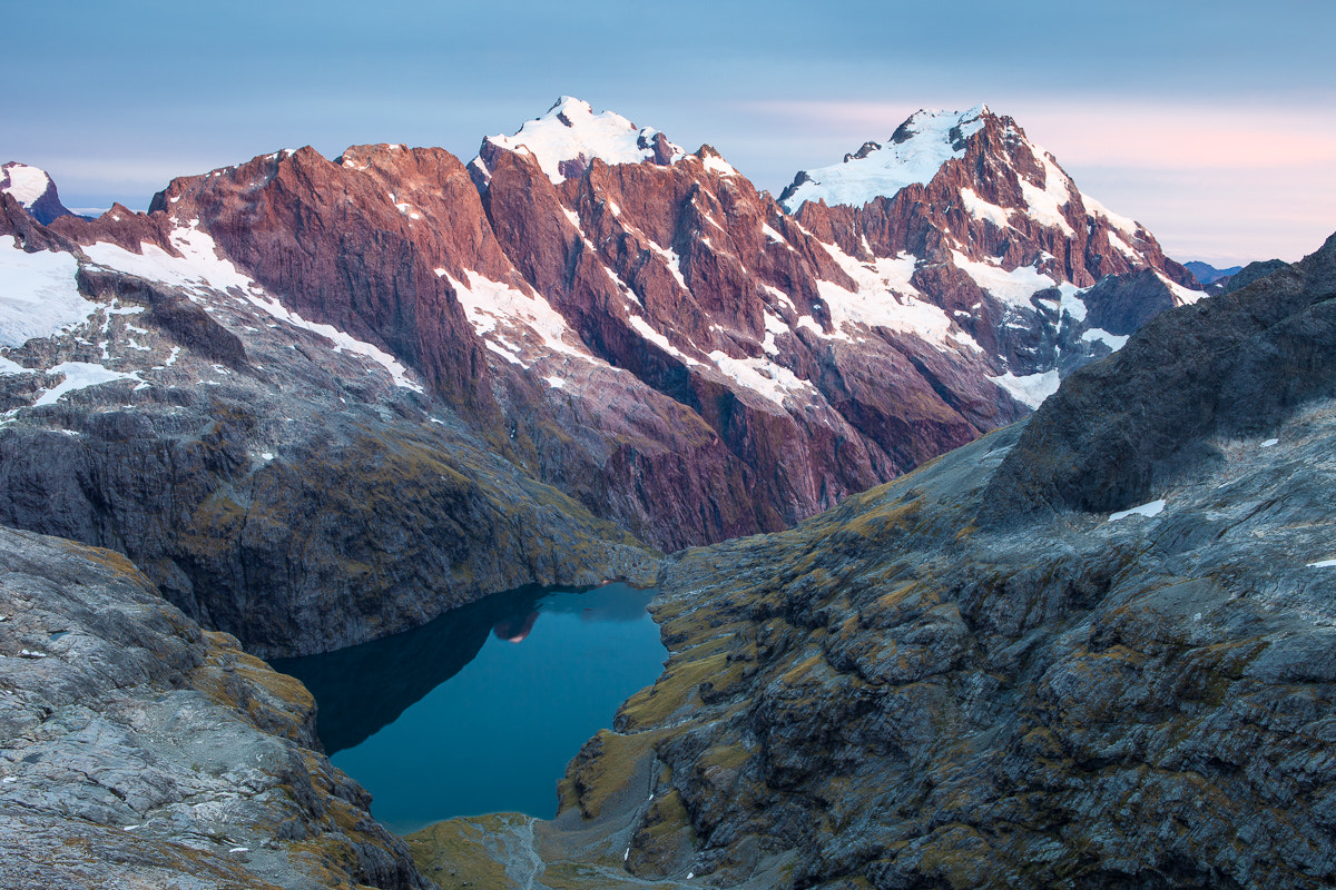 Photograph Alpine Cradle by Mark Watson on 500px