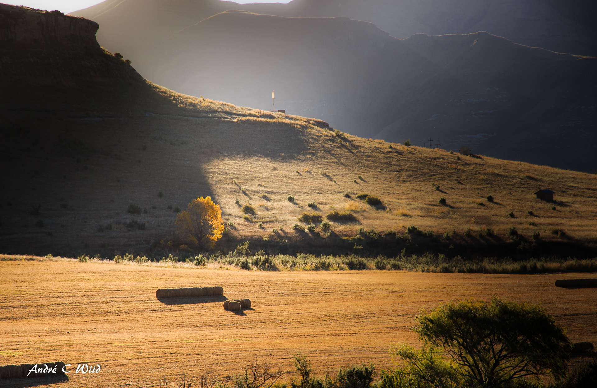 Photograph Clarens scenic by Andre Wiid on 500px