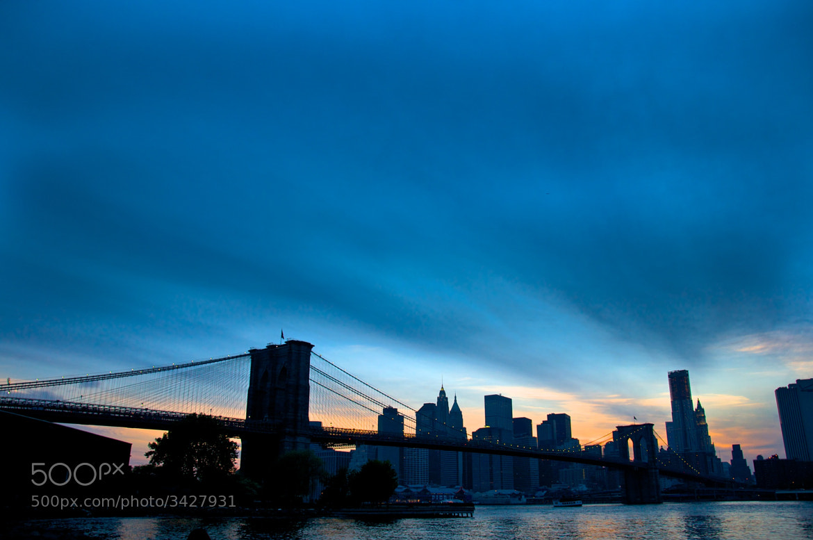 Photograph Skyline NYC by bianca gieze on 500px