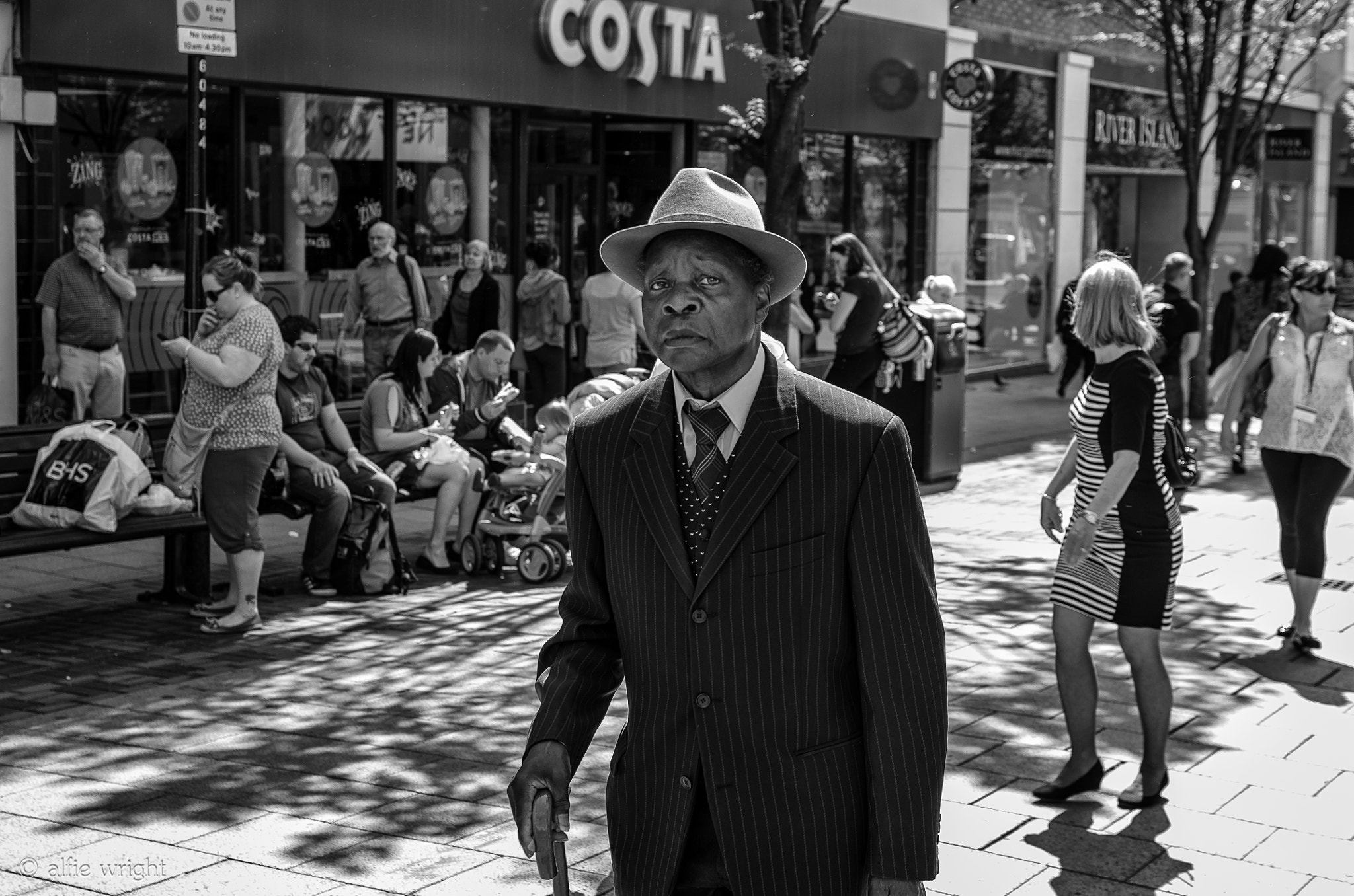 Photograph Costa Dude... by alfie wright on 500px