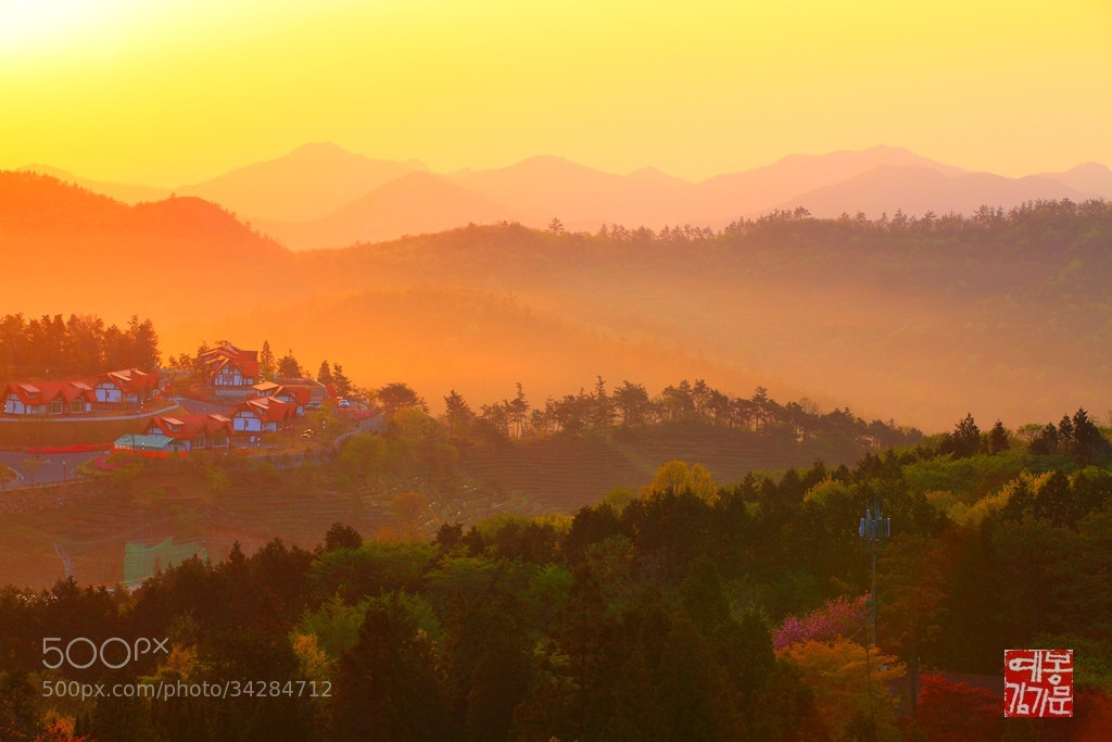Photograph sunrise by 기문 kim on 500px
