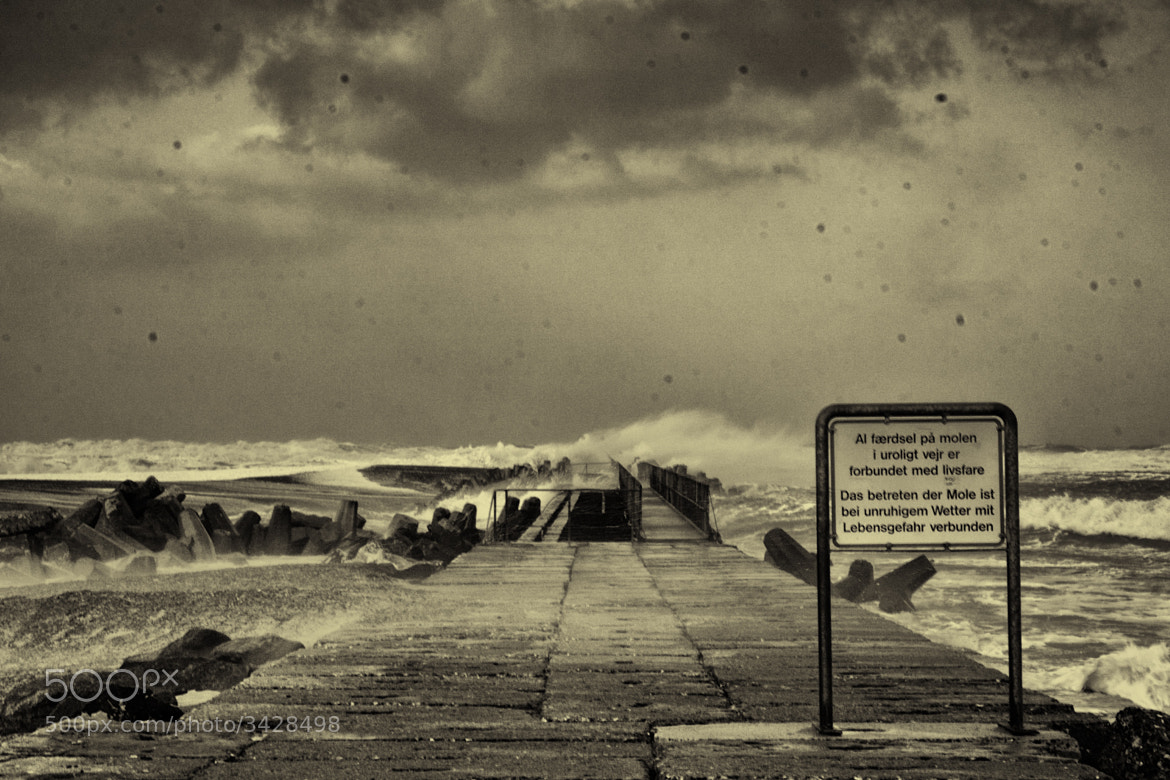 Photograph The Storm by Jesper Rasmussen on 500px