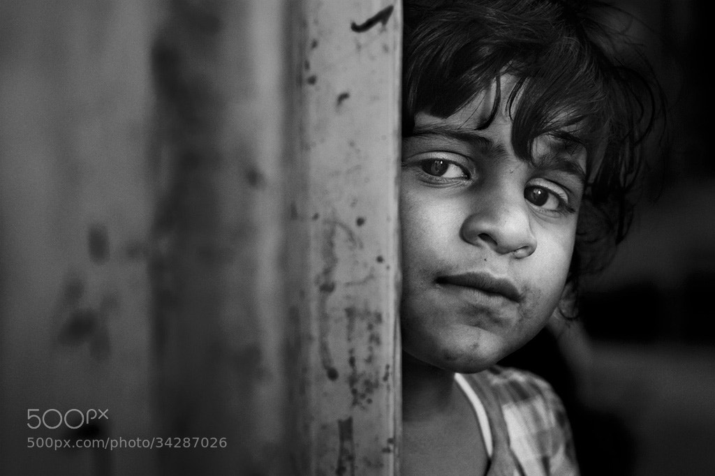 Photograph That look by Zuhair Ahmad on 500px