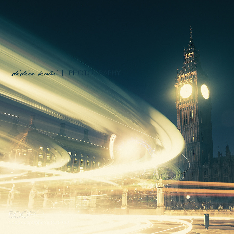 Photograph London Traffic by Didier Kobi on 500px