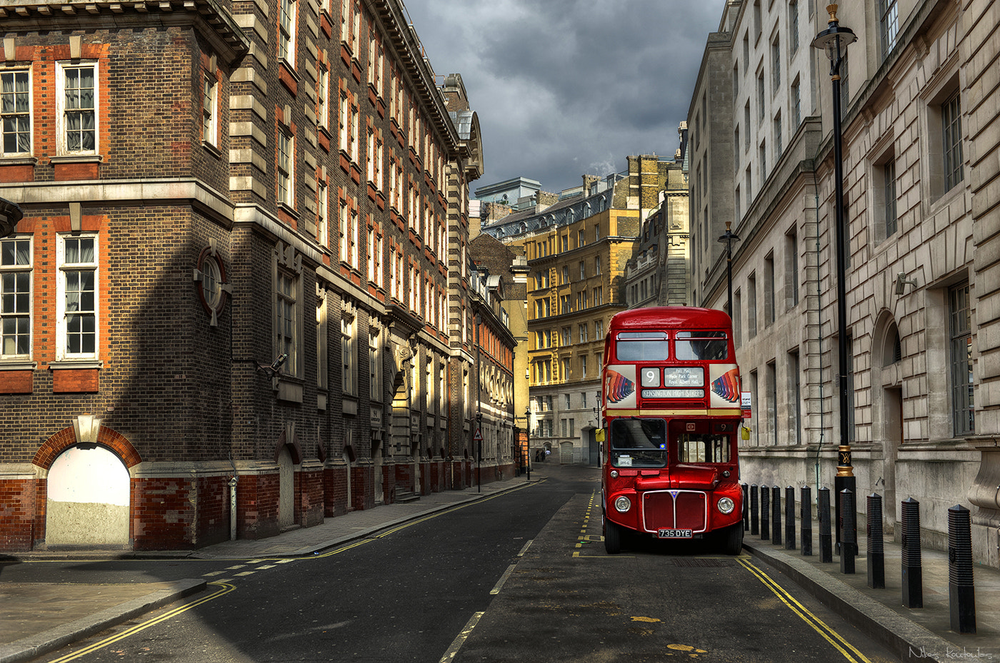 Photograph London afternoon by Nikos Koutoulas on 500px