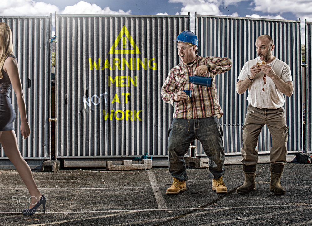Photograph The Workmen by Glyn Dewis on 500px