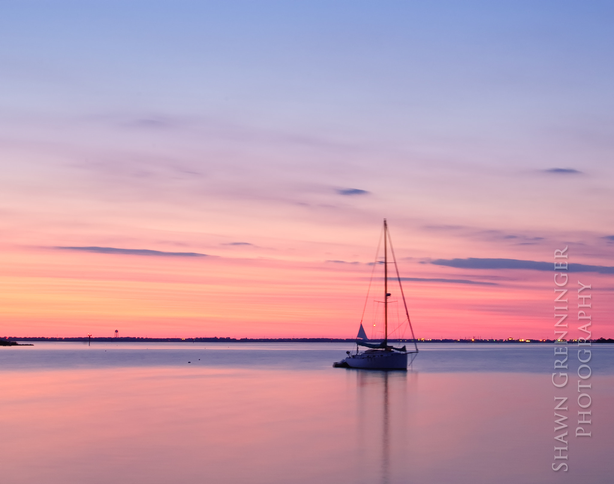Photograph Shallowbag Bay by Shawn Grenninger on 500px