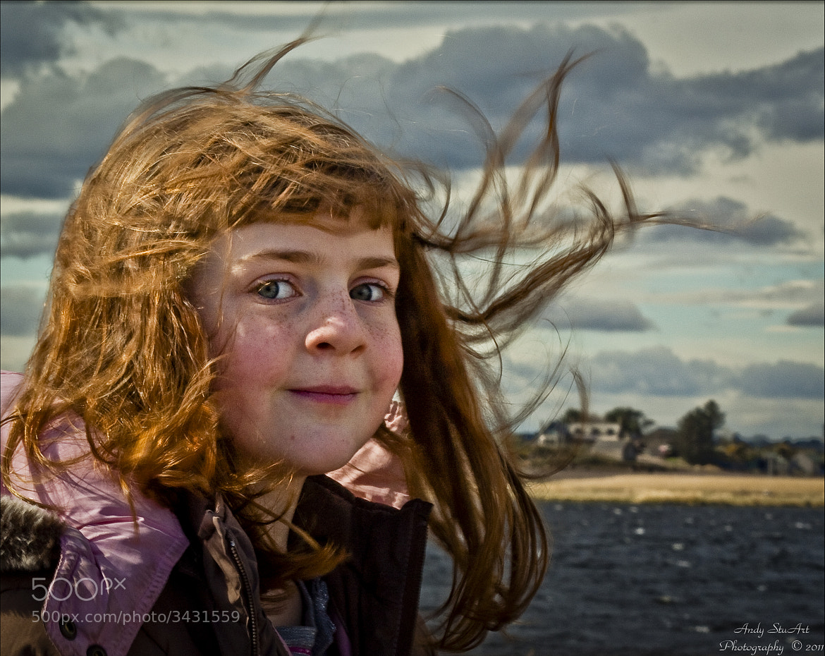 Photograph Wavy Hair  by Andy Stuart on 500px