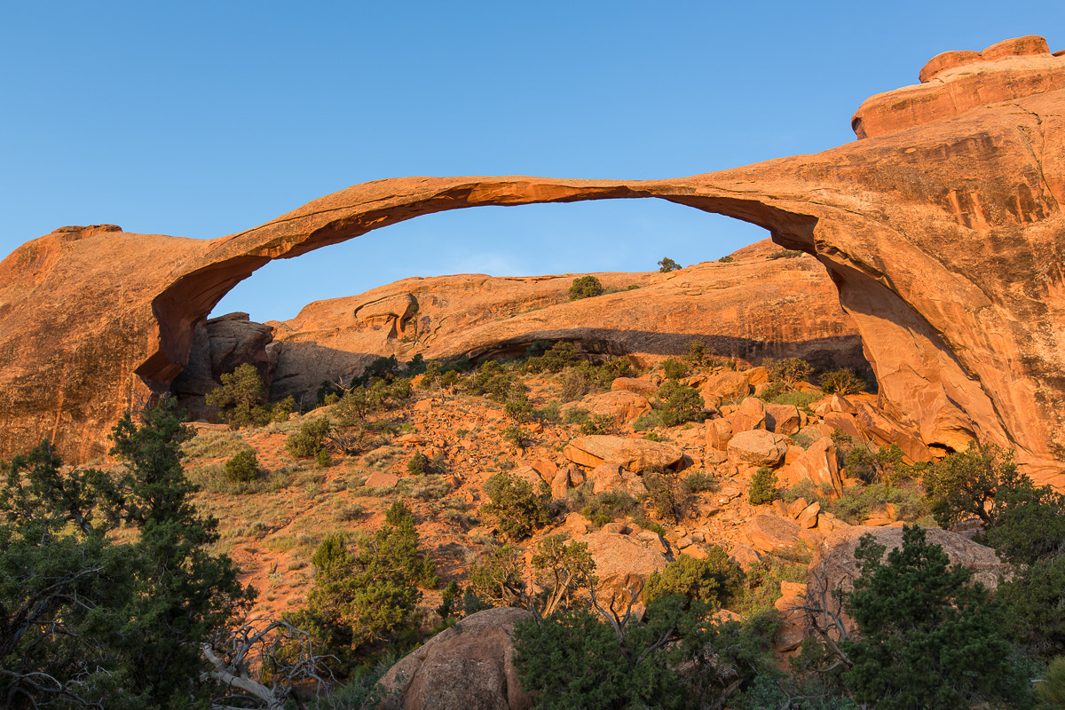 Photograph Landscape Arch by Whit Richardson on 500px