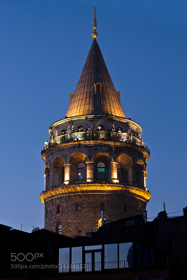 "Photograph ""galata tower"" by e&e photography on 500px"