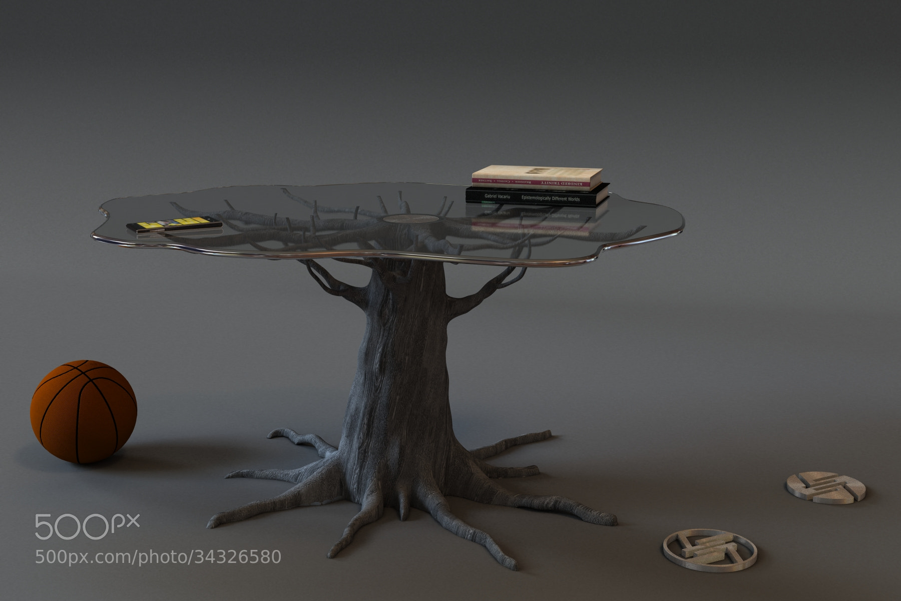Photograph Tree table by Ilyas Yas on 500px