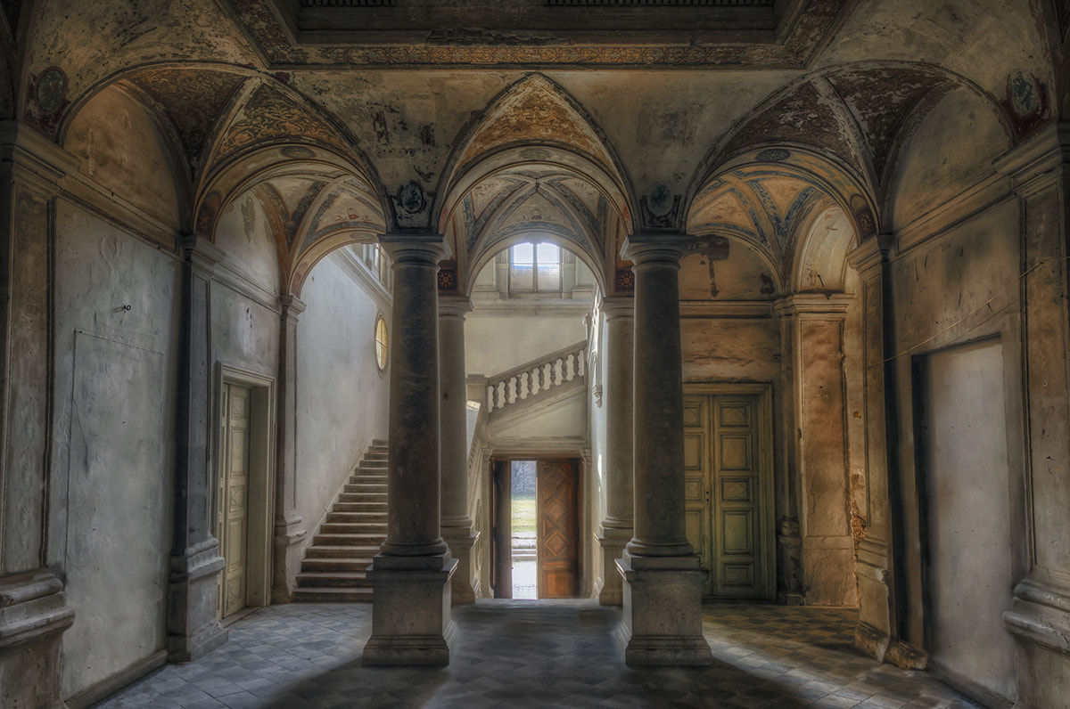 Photograph Welcome to Croft Manor by Niki Feijen on 500px