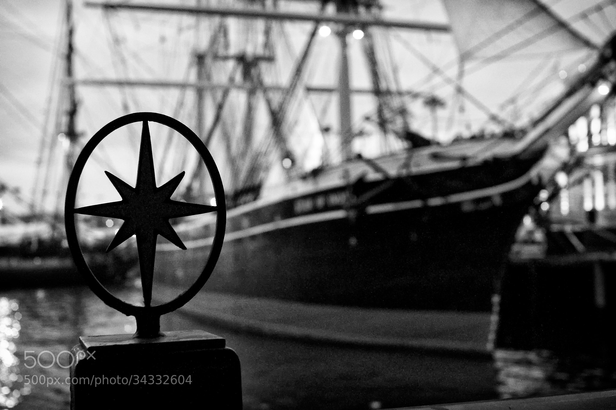 Photograph Star of India II by Andy McRory on 500px