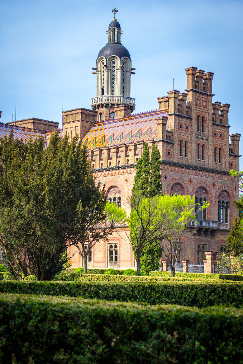 Photograph Chernivtsi National University by  colorpoint on 500px