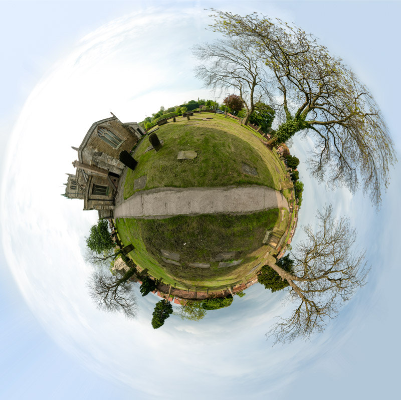 Photograph Church Planet by Rob Harris on 500px