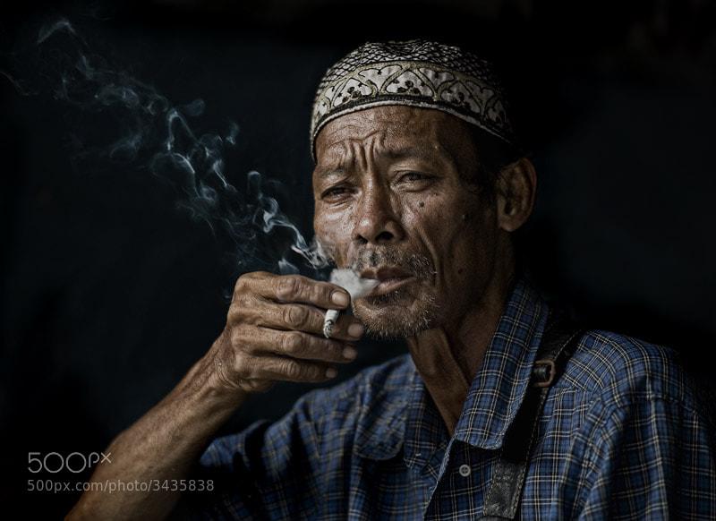 Photograph smoker #10 by Yaman Ibrahim on 500px